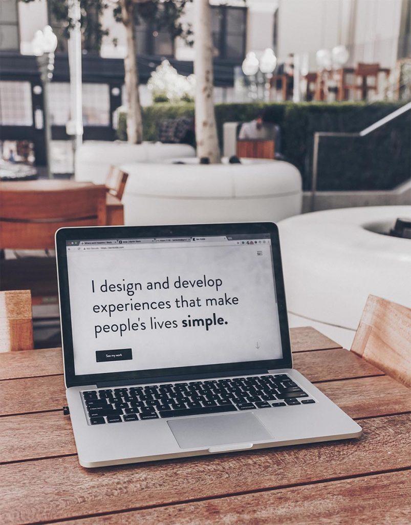 How do you get a professional website